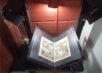 How to scan books without damaging?